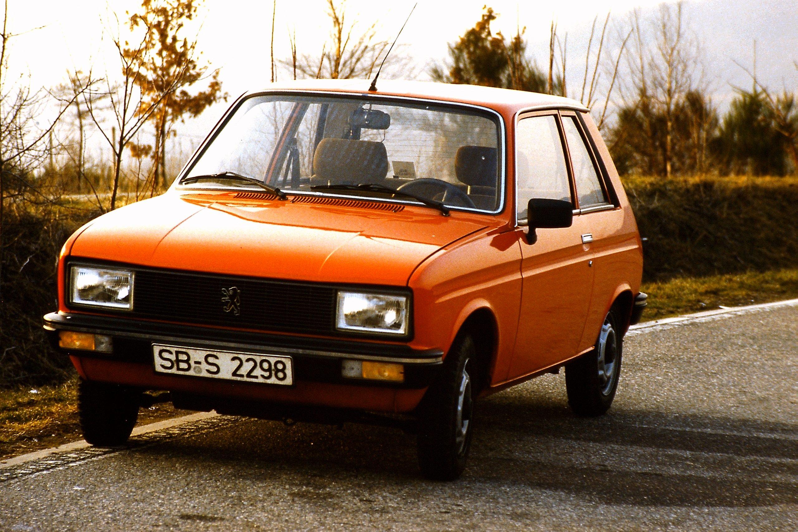 Peugeot 104 ZL