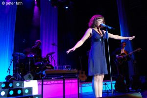 Annett Louisan live in der Saarlandhalle Saarbrücken am 11. Mai 2009