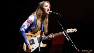 Sophie-Hunger live im Trifolion am 20. Juli 2021 - Foto: Peter Fath
